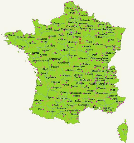 Sens france pictures and videos and news for Carte des formule 1 hotel en france